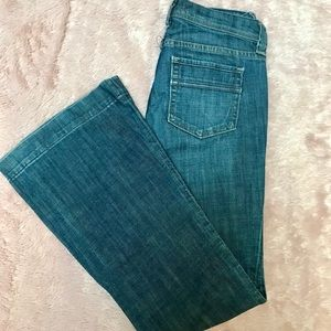 limited Edition Gap Flare Jeans